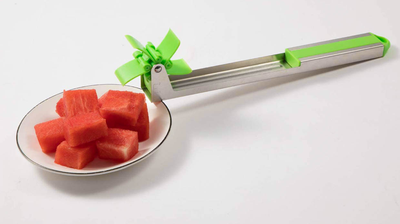 Watermelon Cube Cutter