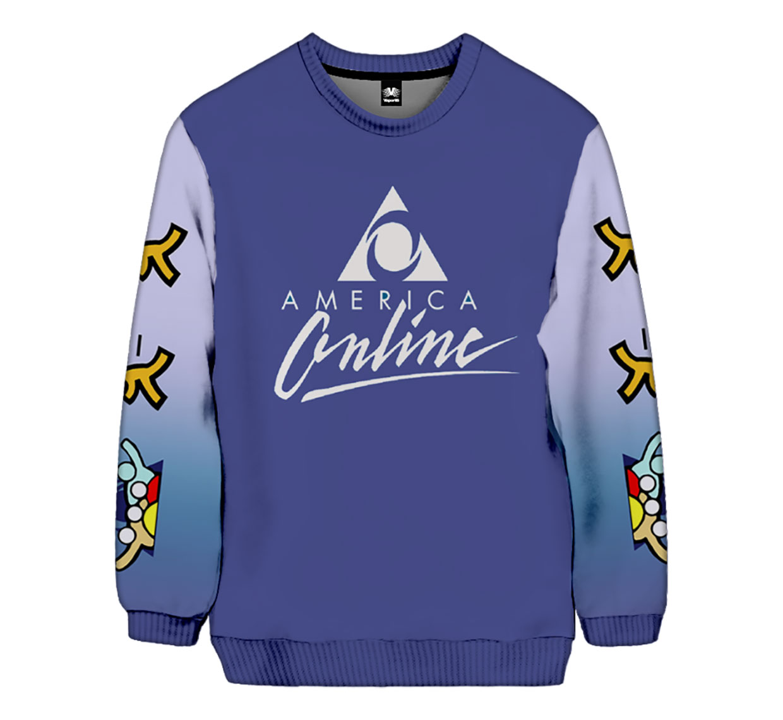 Welcome! Sweatshirt