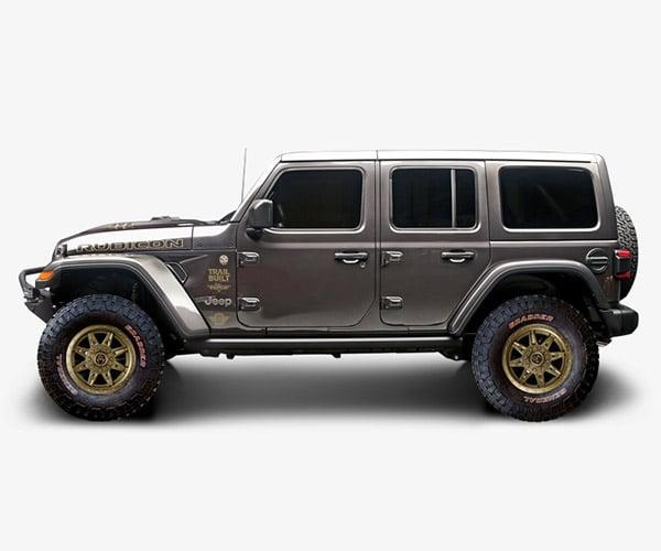 Win a Jeep Wrangler 392 Rubicon
