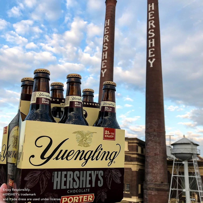 Yuengling x Hershey's Chocolate Porter